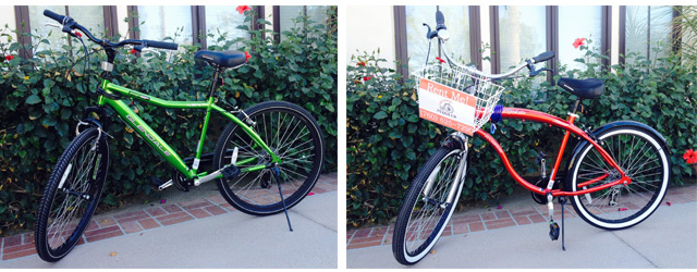 Old Town Peddler bikes
